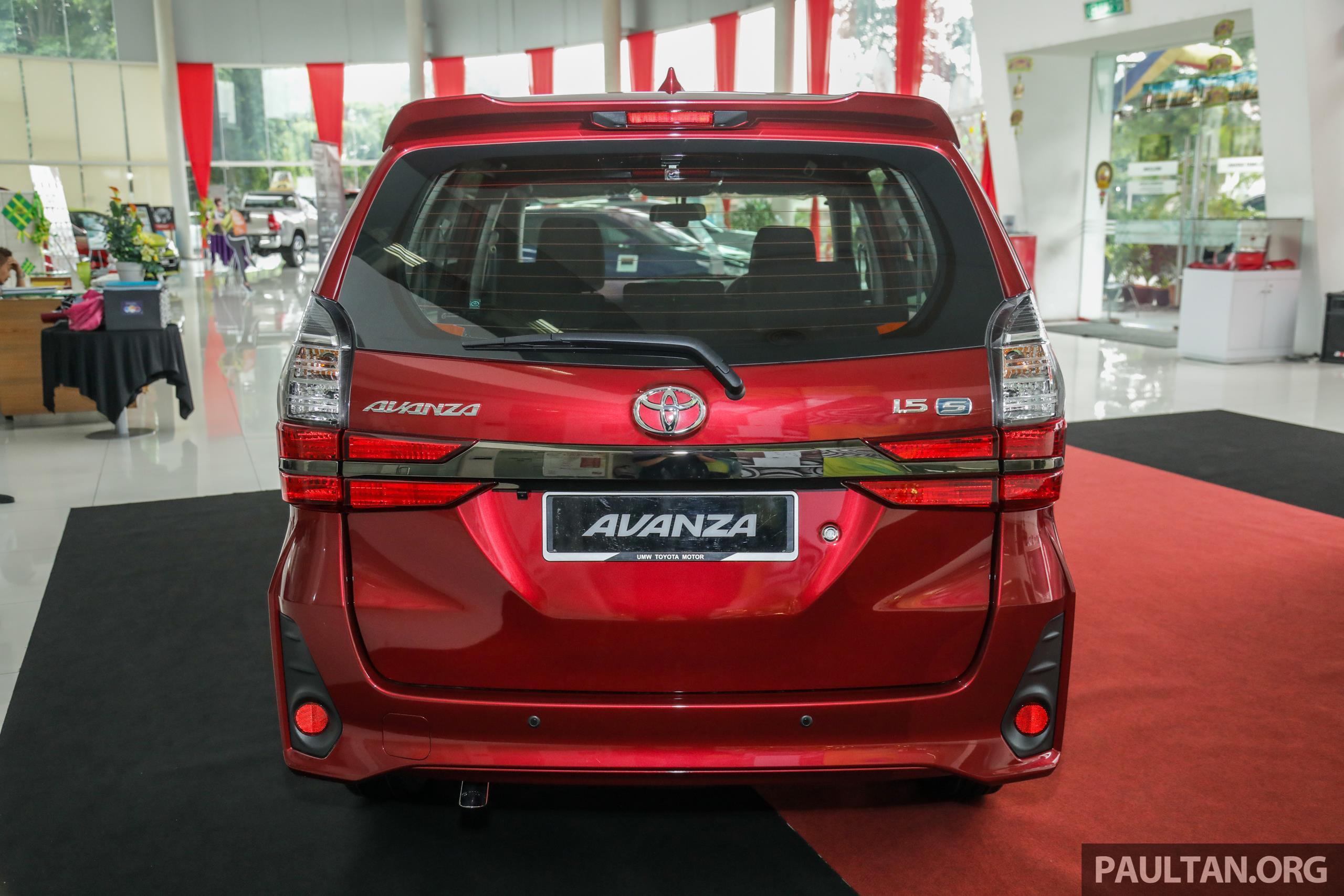 'Xe cỏ' Toyota Avanza 2019 thay đổi thiết kế, có thêm cảnh báo điểm mù Ảnh 4