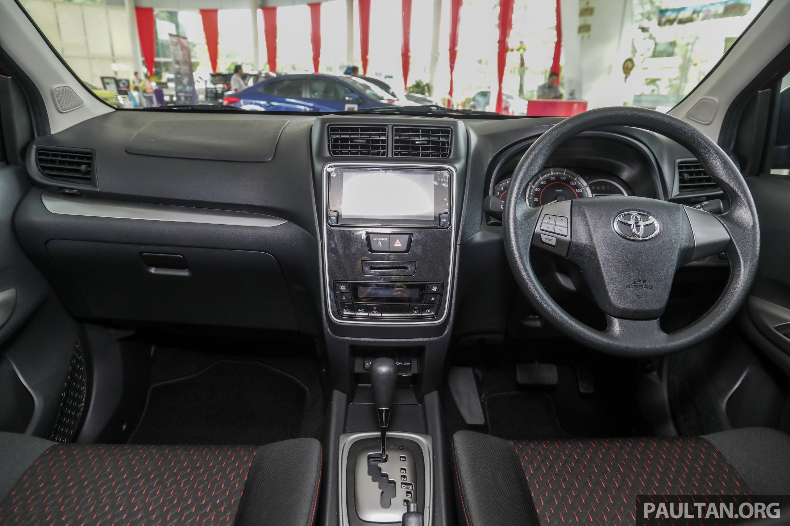 'Xe cỏ' Toyota Avanza 2019 thay đổi thiết kế, có thêm cảnh báo điểm mù Ảnh 6