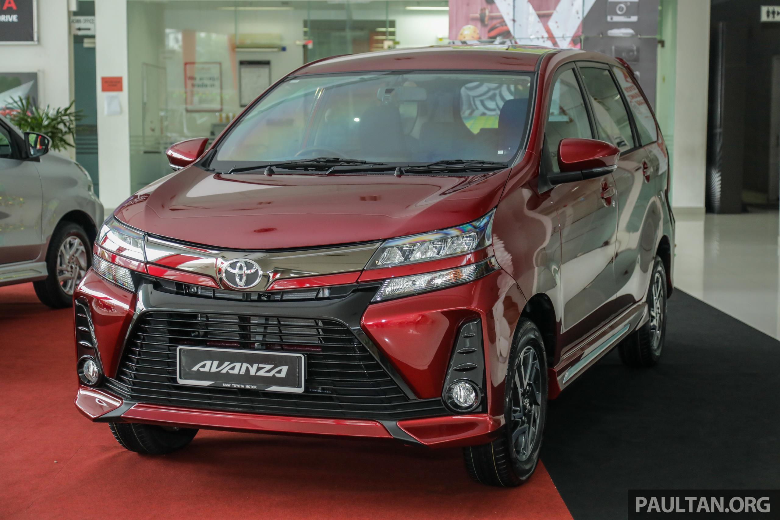 'Xe cỏ' Toyota Avanza 2019 thay đổi thiết kế, có thêm cảnh báo điểm mù Ảnh 2