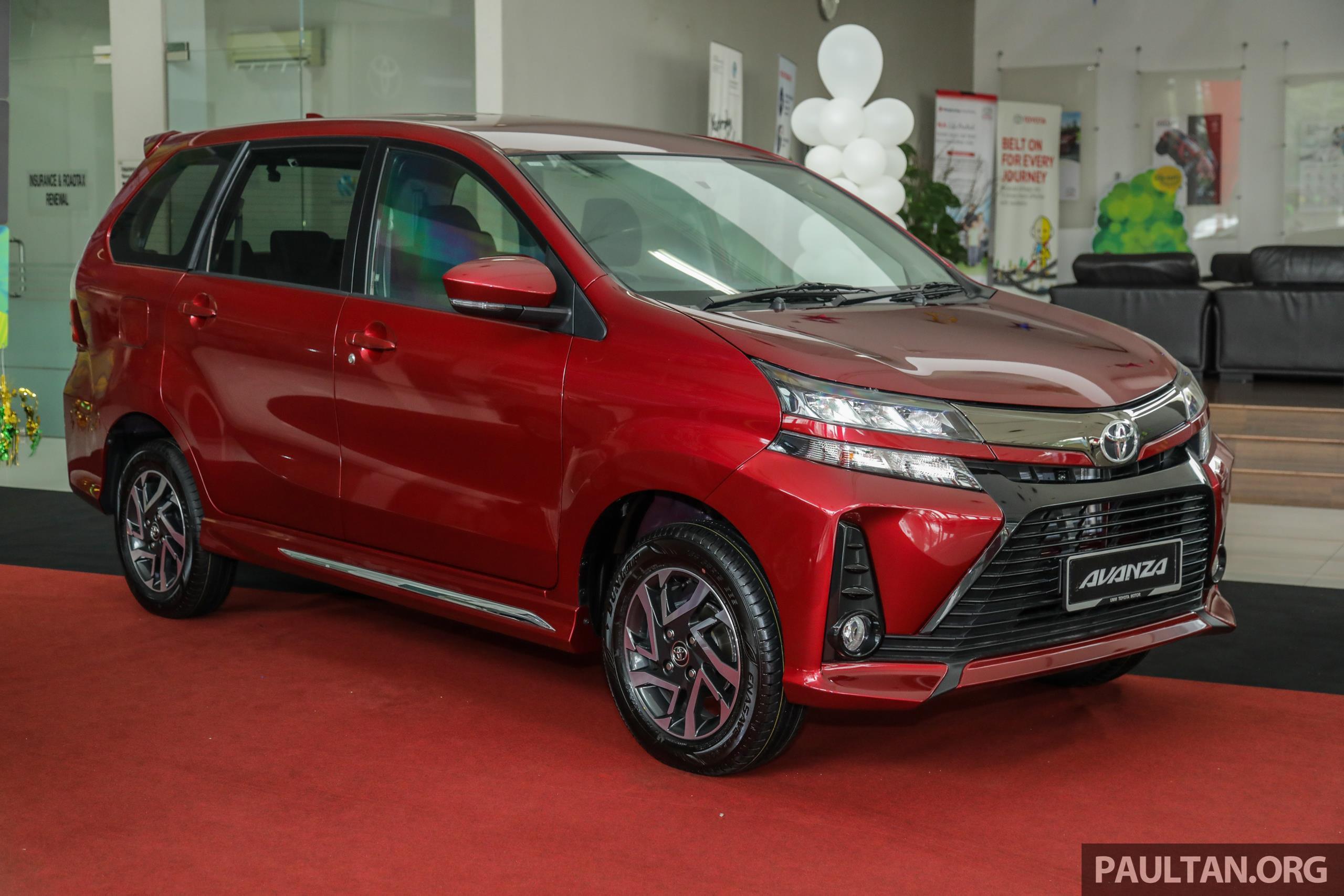 'Xe cỏ' Toyota Avanza 2019 thay đổi thiết kế, có thêm cảnh báo điểm mù Ảnh 1