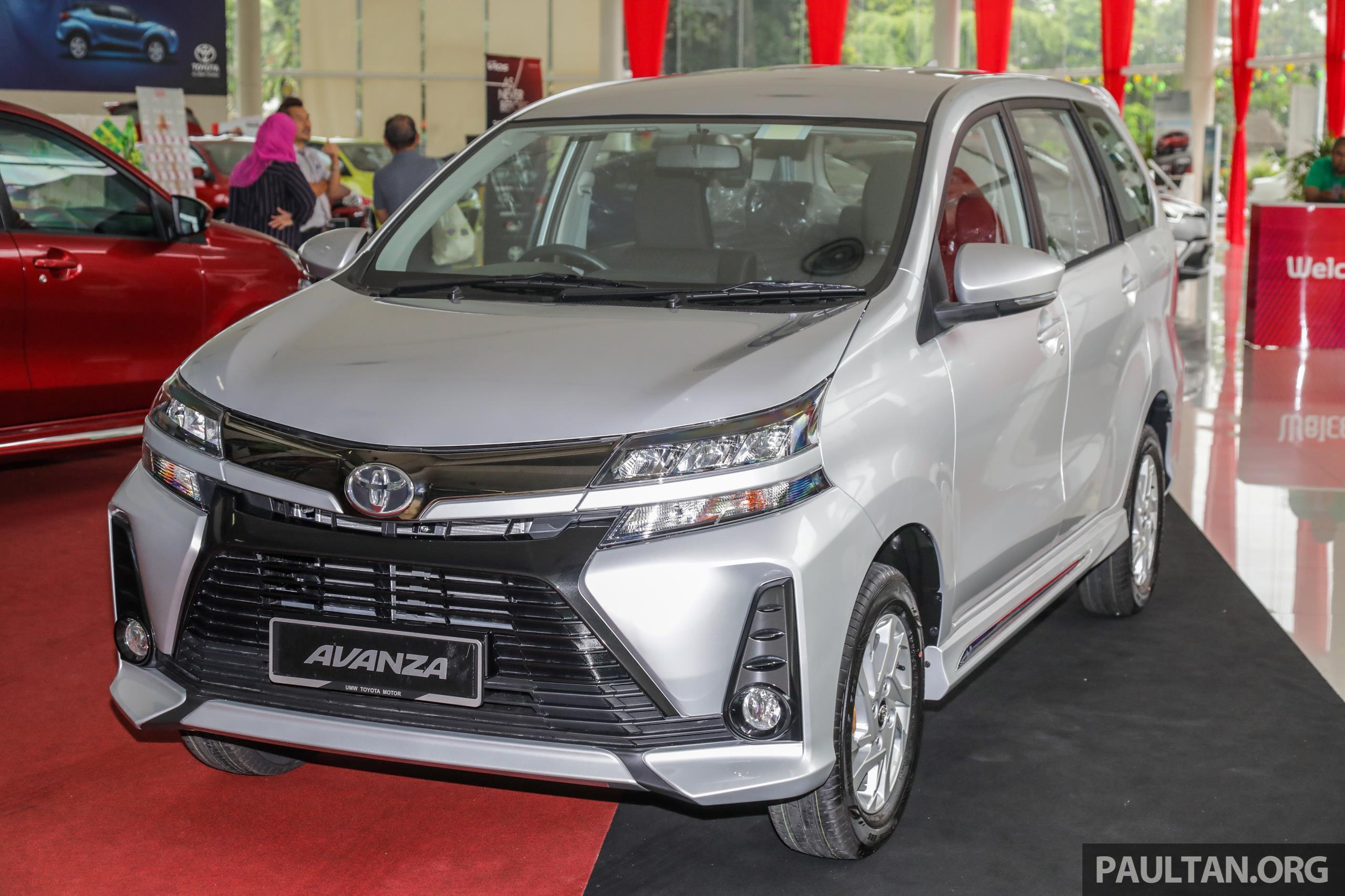 'Xe cỏ' Toyota Avanza 2019 thay đổi thiết kế, có thêm cảnh báo điểm mù Ảnh 9