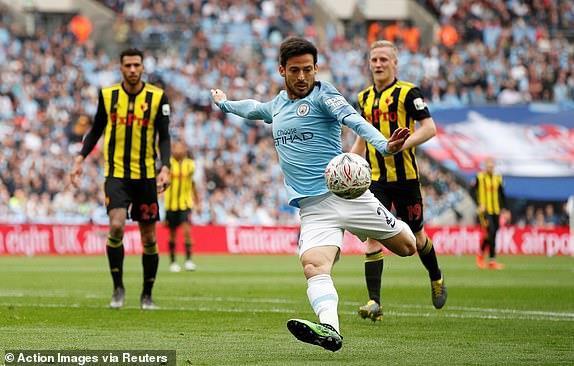 MU hưởng lợi khi Man City vô địch FA Cup Ảnh 1