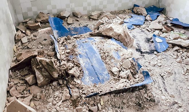 Vụ xác người trong đống bê tông: Nhóm nữ nghi phạm 'tu luyện' bên tử thi cả tuần Ảnh 2