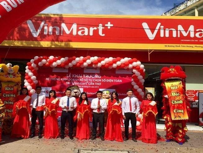 Vietlott và Vinmart+ bắt tay nhau bán xổ số Ảnh 1