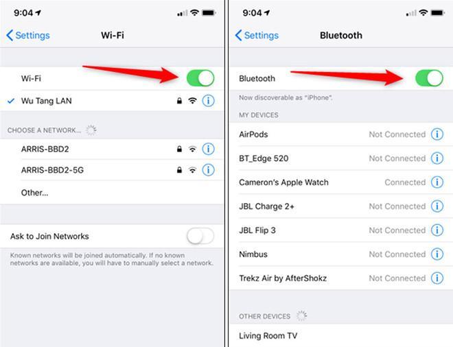 Cách chia sẻ mật khẩu Wi-Fi giữa các iPhone Ảnh 2