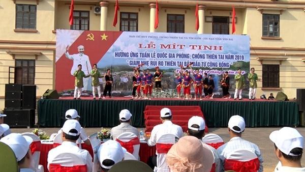 Yên Bái: Hưởng ứng Tuần lễ Quốc gia về phòng chống thiên tai Ảnh 2