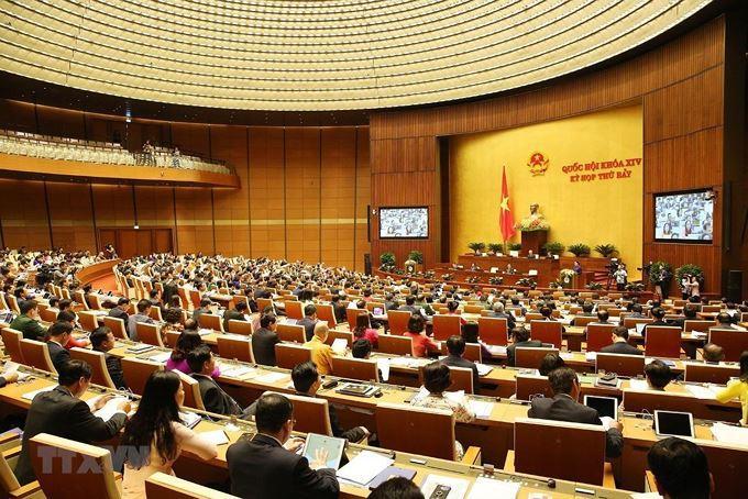 Khai mạc Kỳ họp thứ 7, Quốc hội khóa XIV: Nhiều vấn đề kinh tế-xã hội cử tri quan tâm Ảnh 1