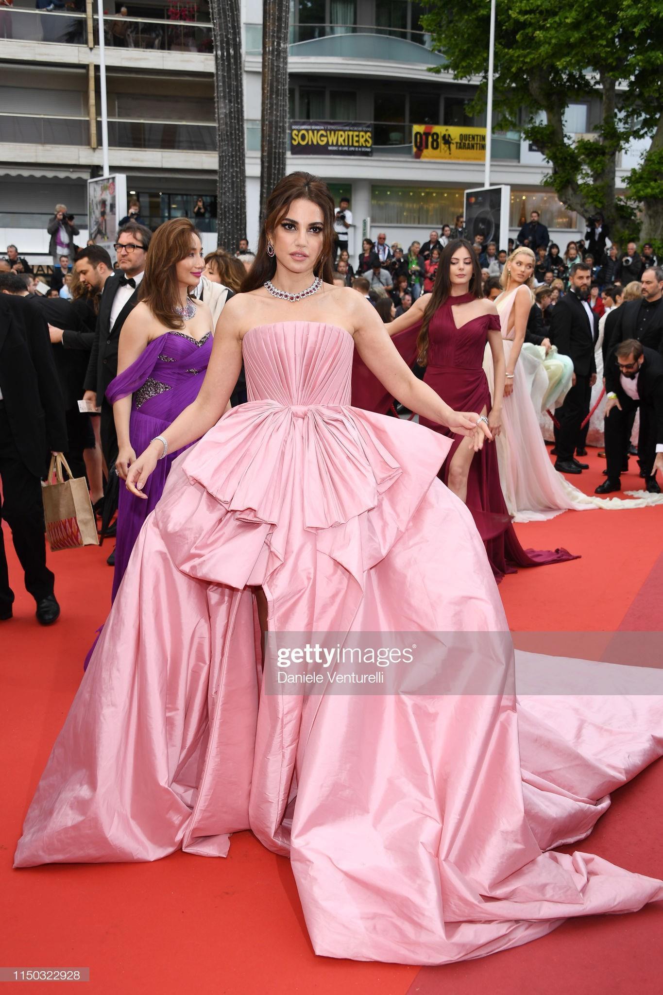 Những bộ váy cồng kềnh nhất thảm đỏ Cannes 2019 Ảnh 6