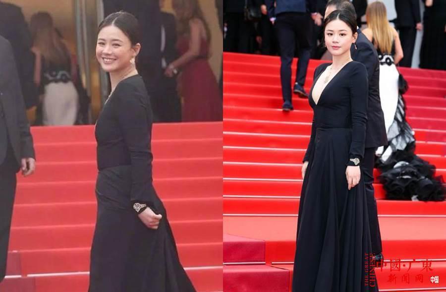 Sao nữ Trung Quốc bị chê bóp eo, nâng ngực quá đà trong ảnh ở Cannes Ảnh 4
