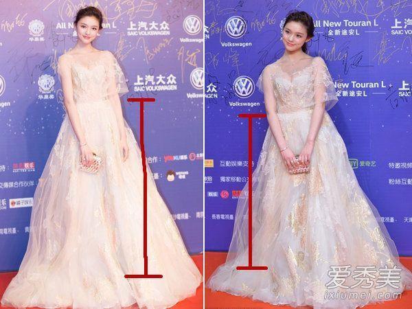 Sao nữ Trung Quốc bị chê bóp eo, nâng ngực quá đà trong ảnh ở Cannes Ảnh 8