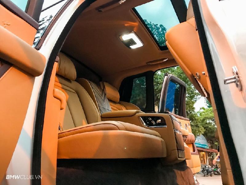 Bên trong Rolls Royce Cullinan đầu tiên Việt Nam có gì? Ảnh 15
