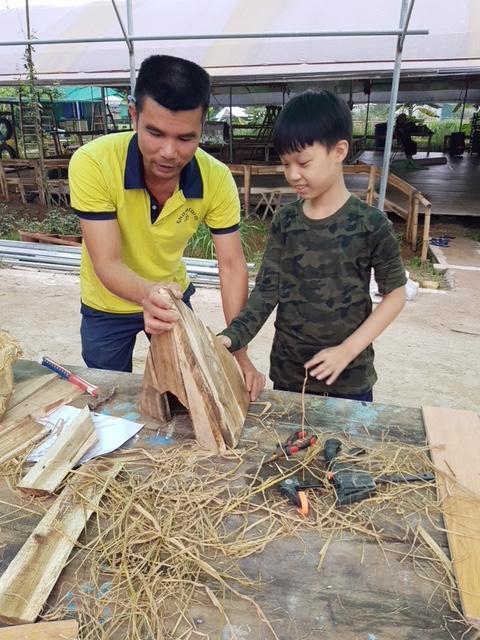 Nông trại VAC 4.0: Khu vui chơi trải nghiệm cho học sinh tiểu học Ảnh 1