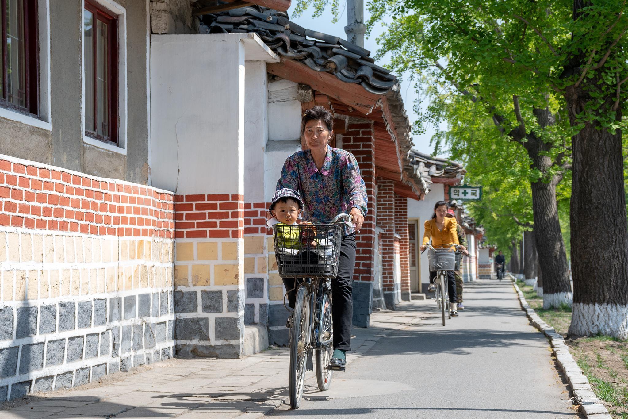 Triều Tiên đời thường qua những bức ảnh của nhiếp ảnh gia Việt Nam Ảnh 8