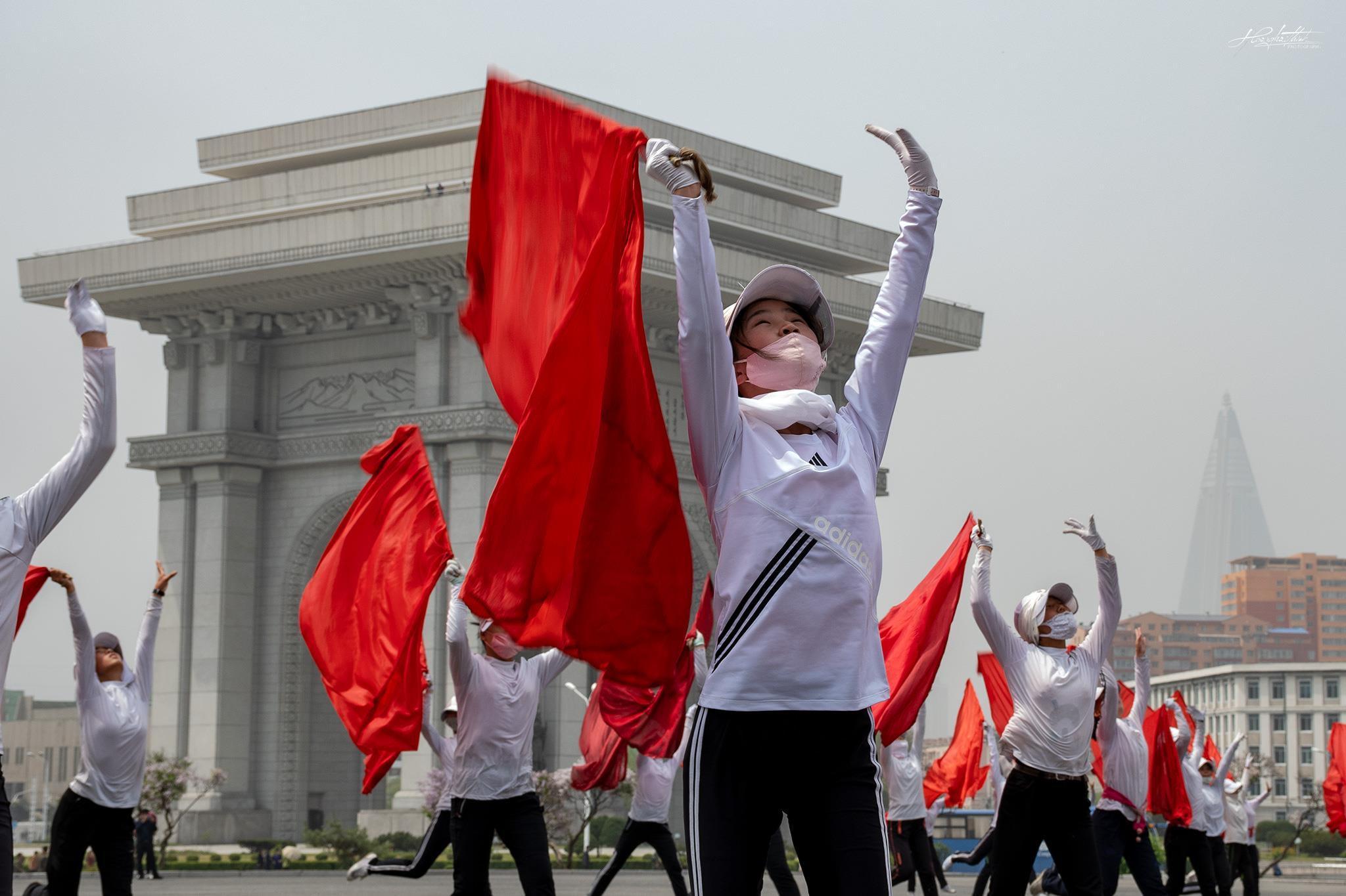 Triều Tiên đời thường qua những bức ảnh của nhiếp ảnh gia Việt Nam Ảnh 10