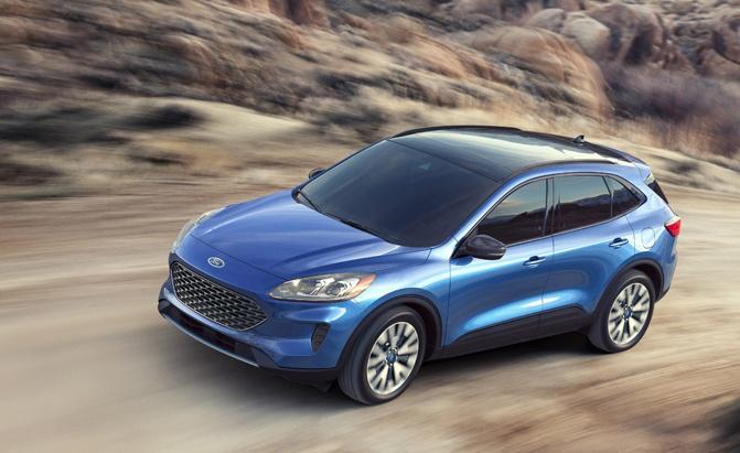 Ford đang đẩy mạnh dòng xe hybrid Ảnh 3