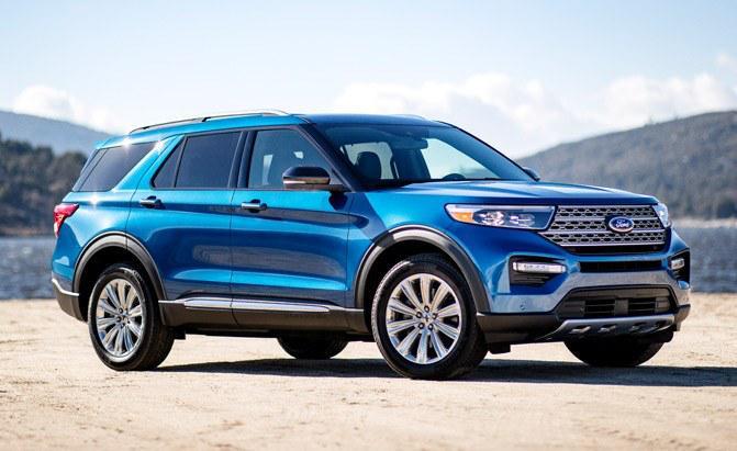 Ford đang đẩy mạnh dòng xe hybrid Ảnh 5