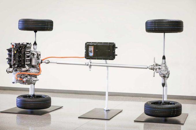 Ford đang đẩy mạnh dòng xe hybrid Ảnh 1