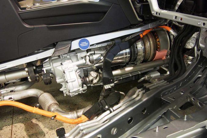Ford đang đẩy mạnh dòng xe hybrid Ảnh 2