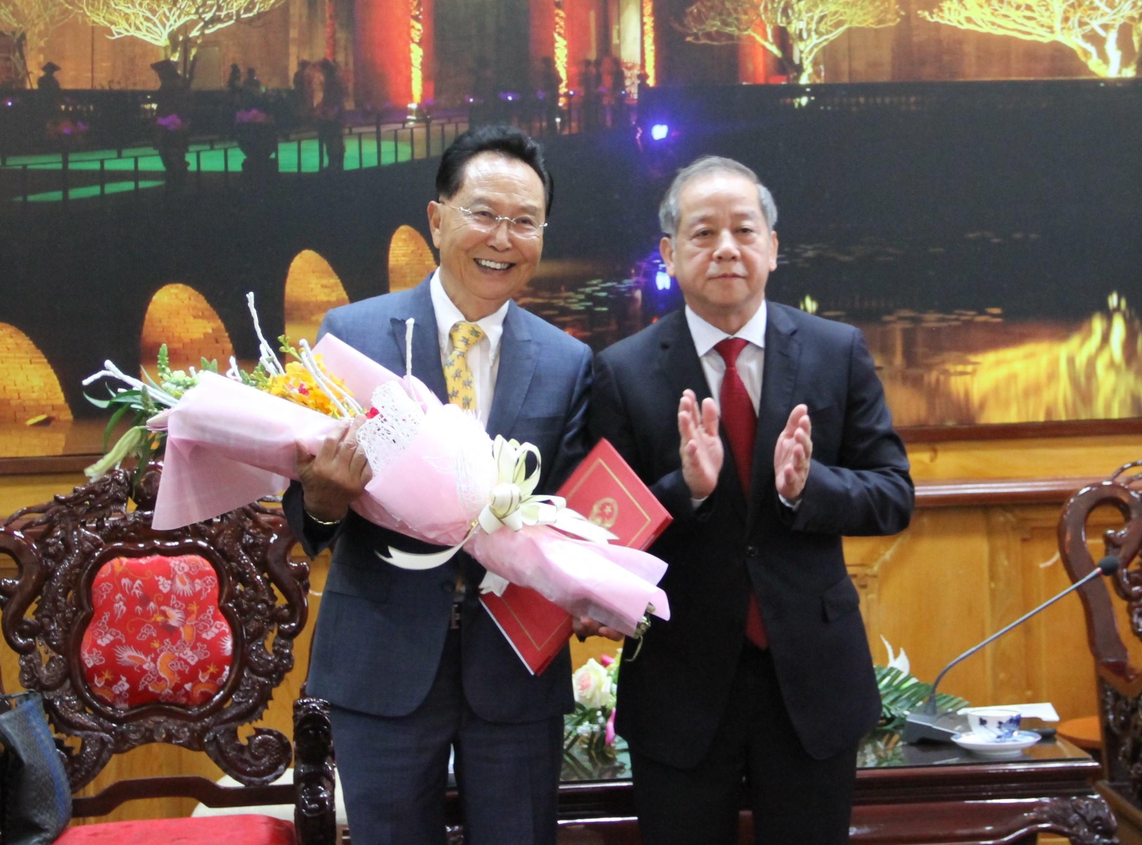 Thừa Thiên-Huế trở thành điểm đến của nhà đầu tư nước ngoài Ảnh 1