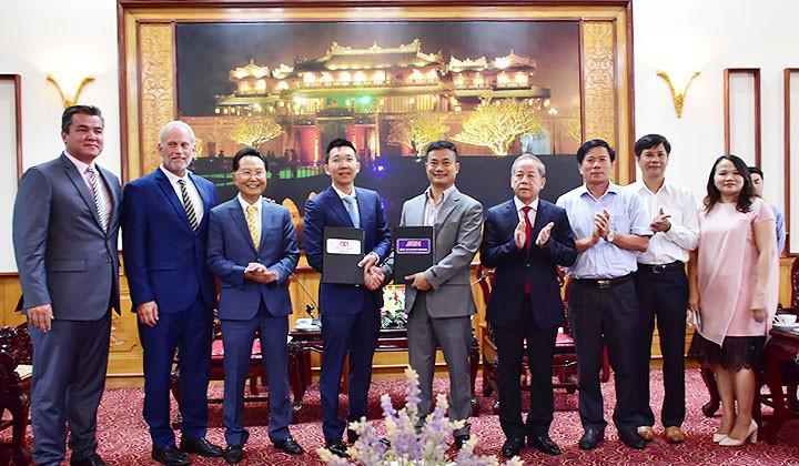 Thừa Thiên-Huế trở thành điểm đến của nhà đầu tư nước ngoài Ảnh 2