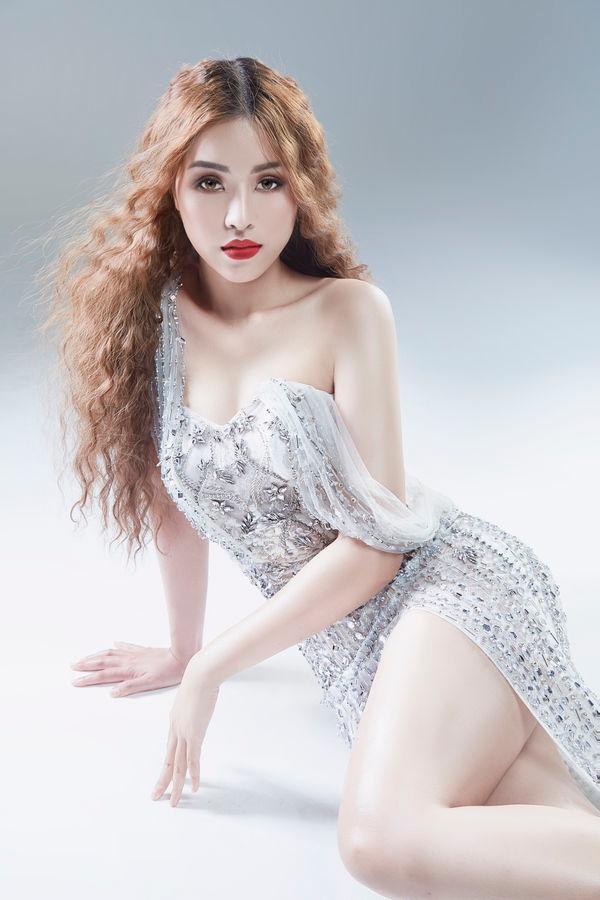 Giữa 'tâm bão' dư luận, đối thủ khiến Bảo Yến Rosie bị loại tung bộ ảnh đẹp như nữ thần Ảnh 5