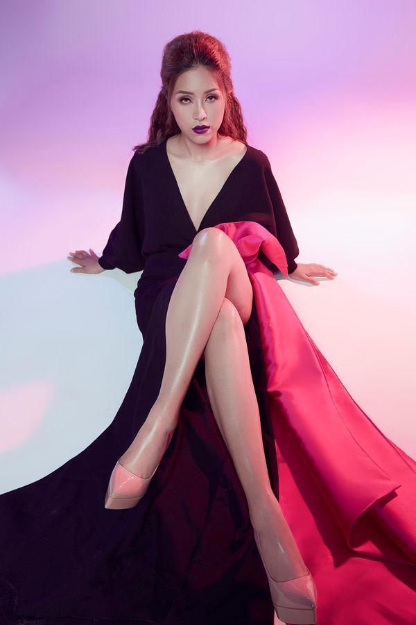Giữa 'tâm bão' dư luận, đối thủ khiến Bảo Yến Rosie bị loại tung bộ ảnh đẹp như nữ thần Ảnh 9