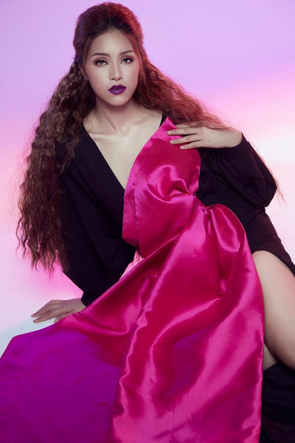 Giữa 'tâm bão' dư luận, đối thủ khiến Bảo Yến Rosie bị loại tung bộ ảnh đẹp như nữ thần Ảnh 10