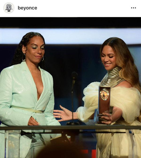Diva Beyonce hóa thân thành nữ thần trong thiết kế của NTK Phương My Ảnh 3