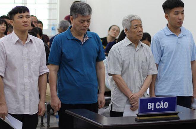 Nguyên Chủ tịch HĐTV Vinashin Nguyễn Ngọc Sự lĩnh 13 năm tù Ảnh 1