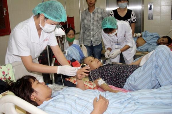 TP.HCM chuẩn bị đối phó dịch bệnh mùa mưa Ảnh 1