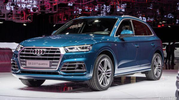 Triệu hồi Audi Q5 tại Việt Nam để thay dầu xi-lanh phanh chính Ảnh 2