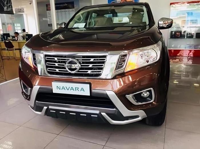 Lỗi ổ khóa, hơn 600 xe bán tải Nissan Navara bị triệu hồi Ảnh 1