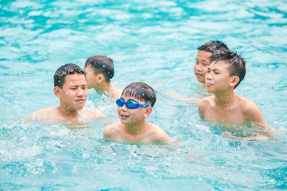 Loạt công viên nước quanh Hà Nội, TP.HCM xua tan nắng nóng ngày hè Ảnh 12