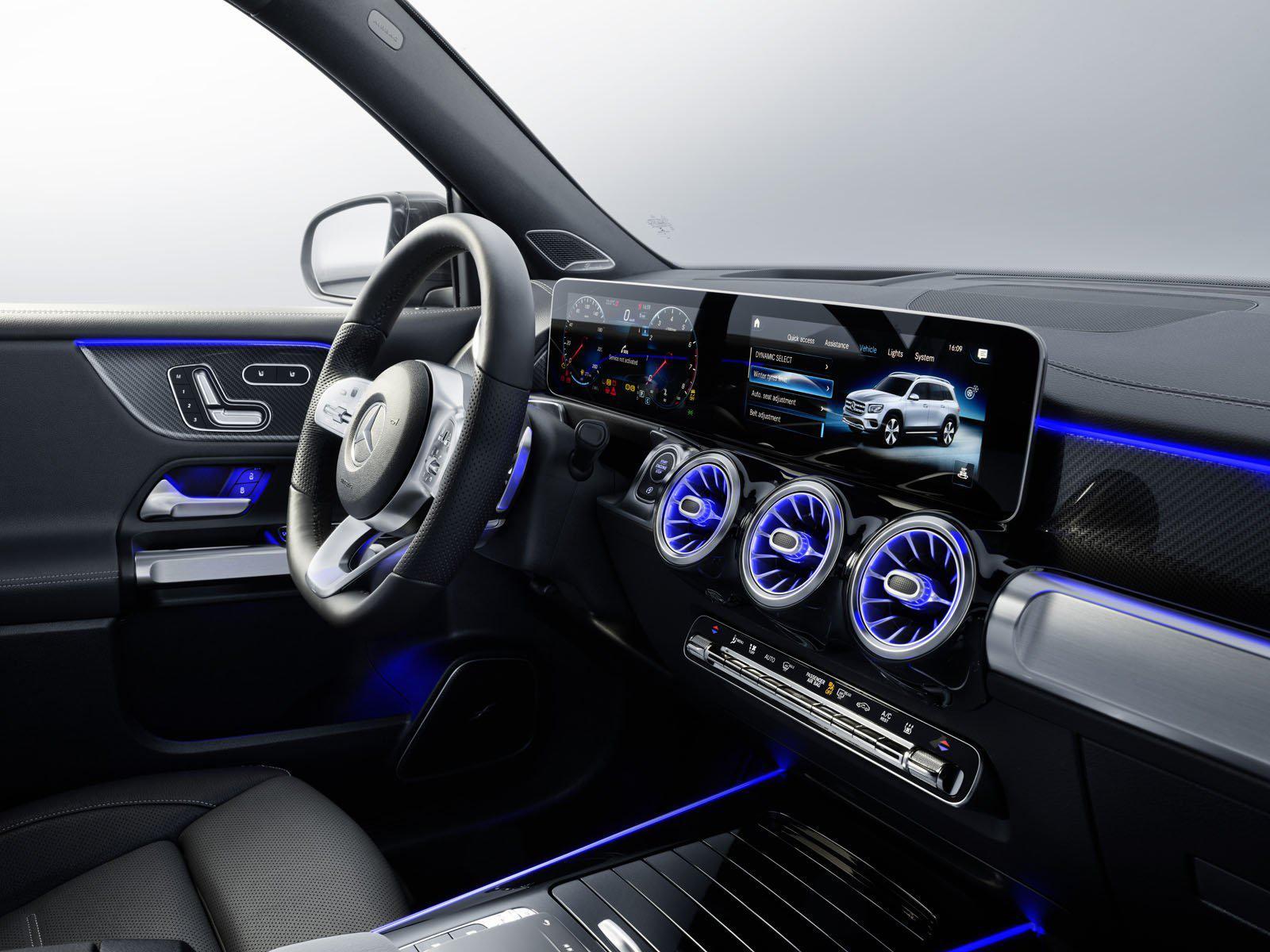 Ngắm trước Mercedes GLB sắp ra mắt với lựa chọn 7 chỗ Ảnh 5