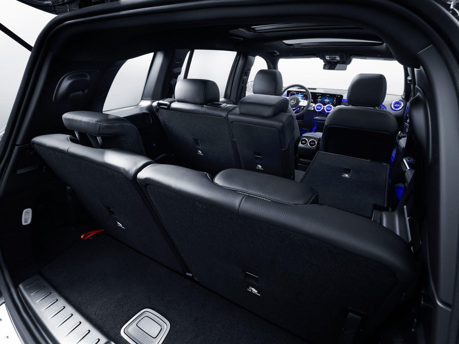 Ngắm trước Mercedes GLB sắp ra mắt với lựa chọn 7 chỗ Ảnh 9