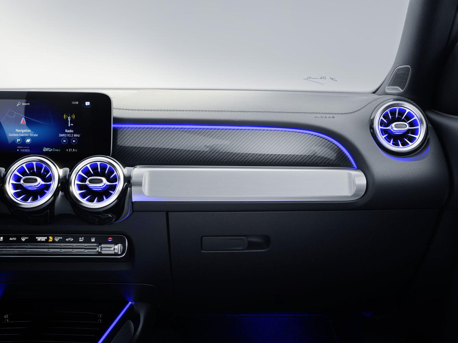 Ngắm trước Mercedes GLB sắp ra mắt với lựa chọn 7 chỗ Ảnh 6