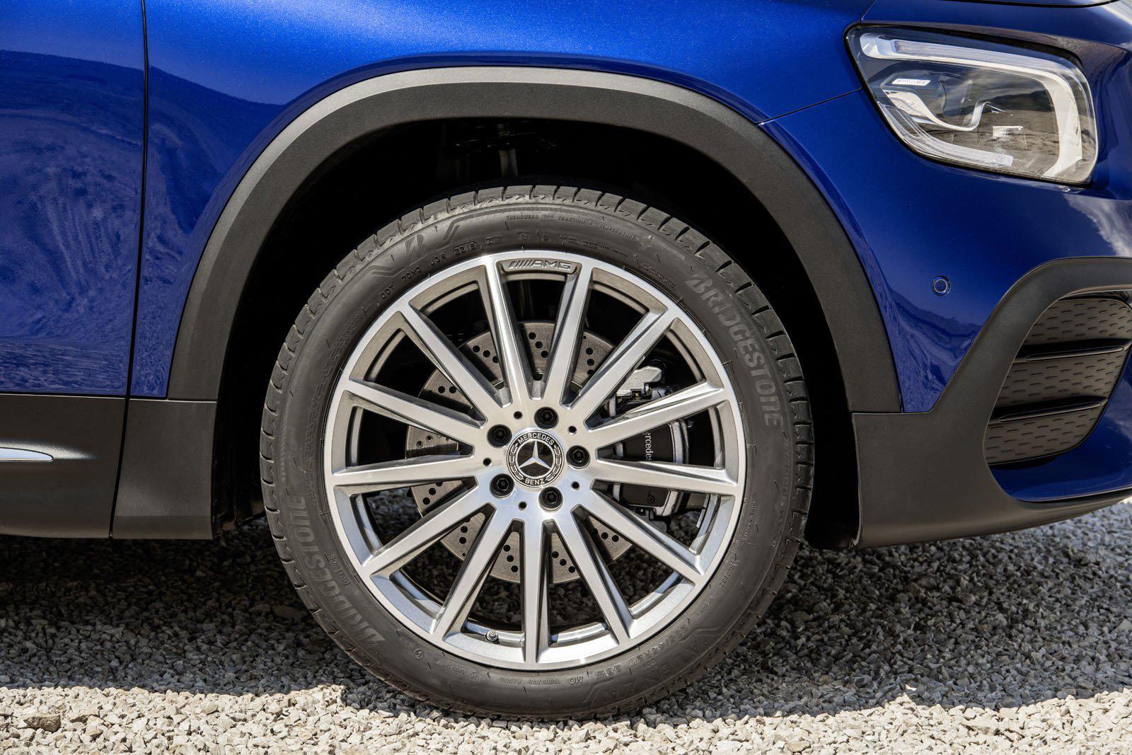 Ngắm trước Mercedes GLB sắp ra mắt với lựa chọn 7 chỗ Ảnh 14
