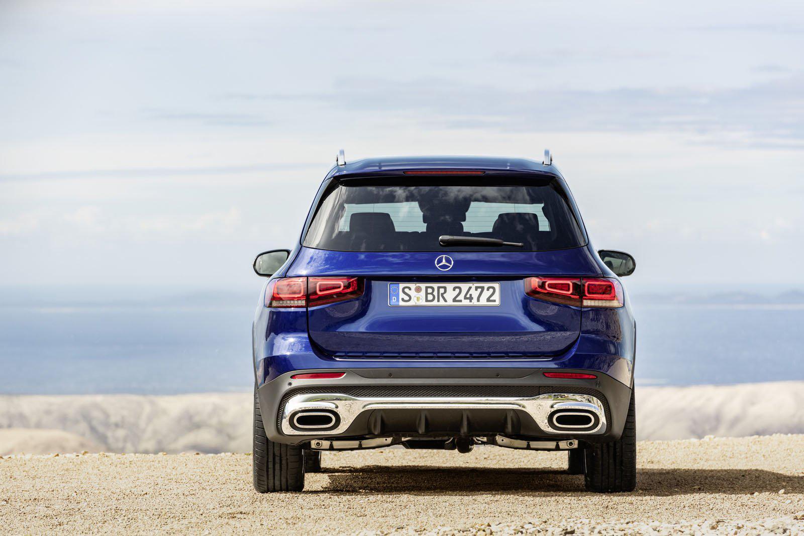 Ngắm trước Mercedes GLB sắp ra mắt với lựa chọn 7 chỗ Ảnh 12