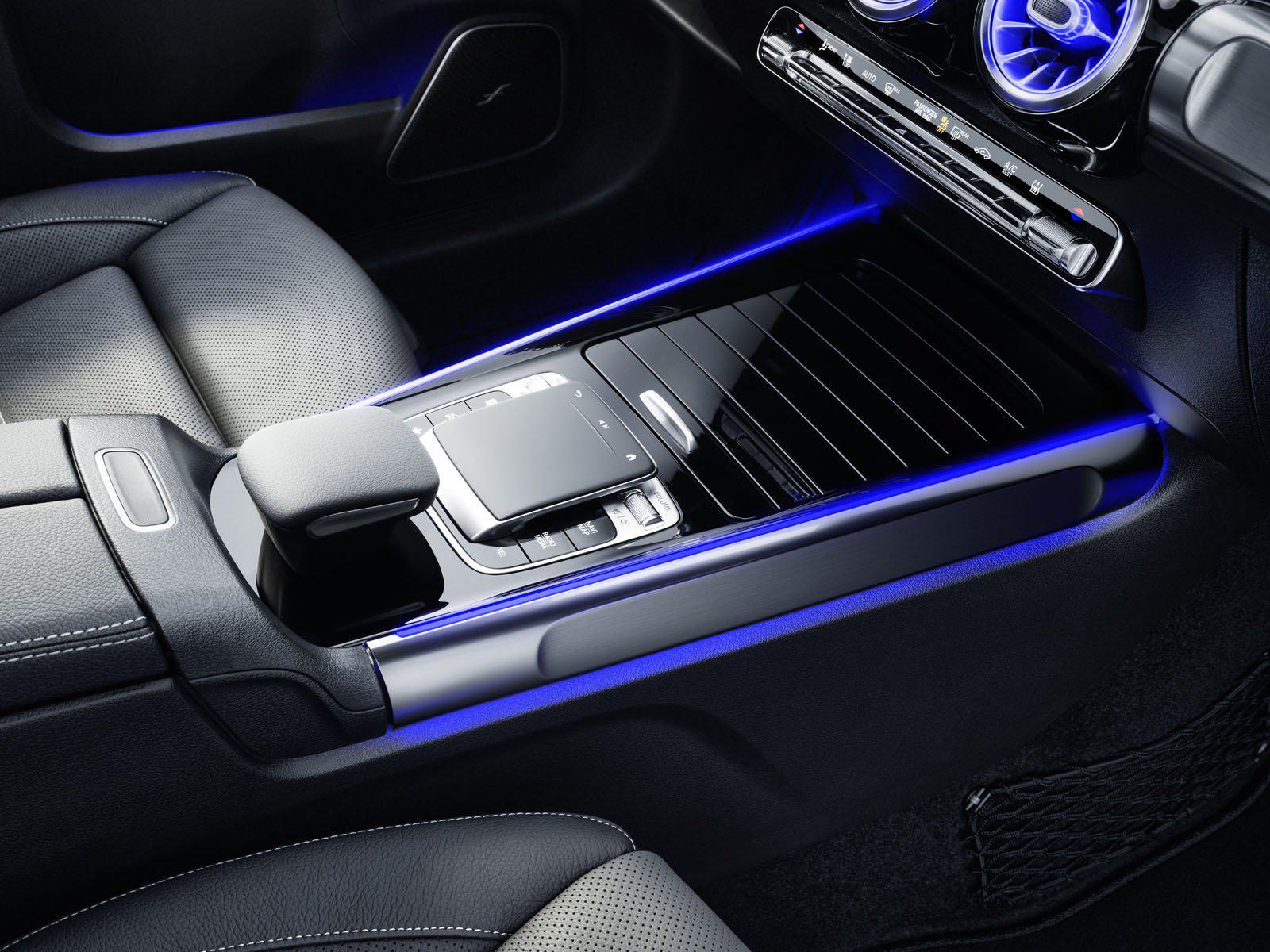 Ngắm trước Mercedes GLB sắp ra mắt với lựa chọn 7 chỗ Ảnh 8