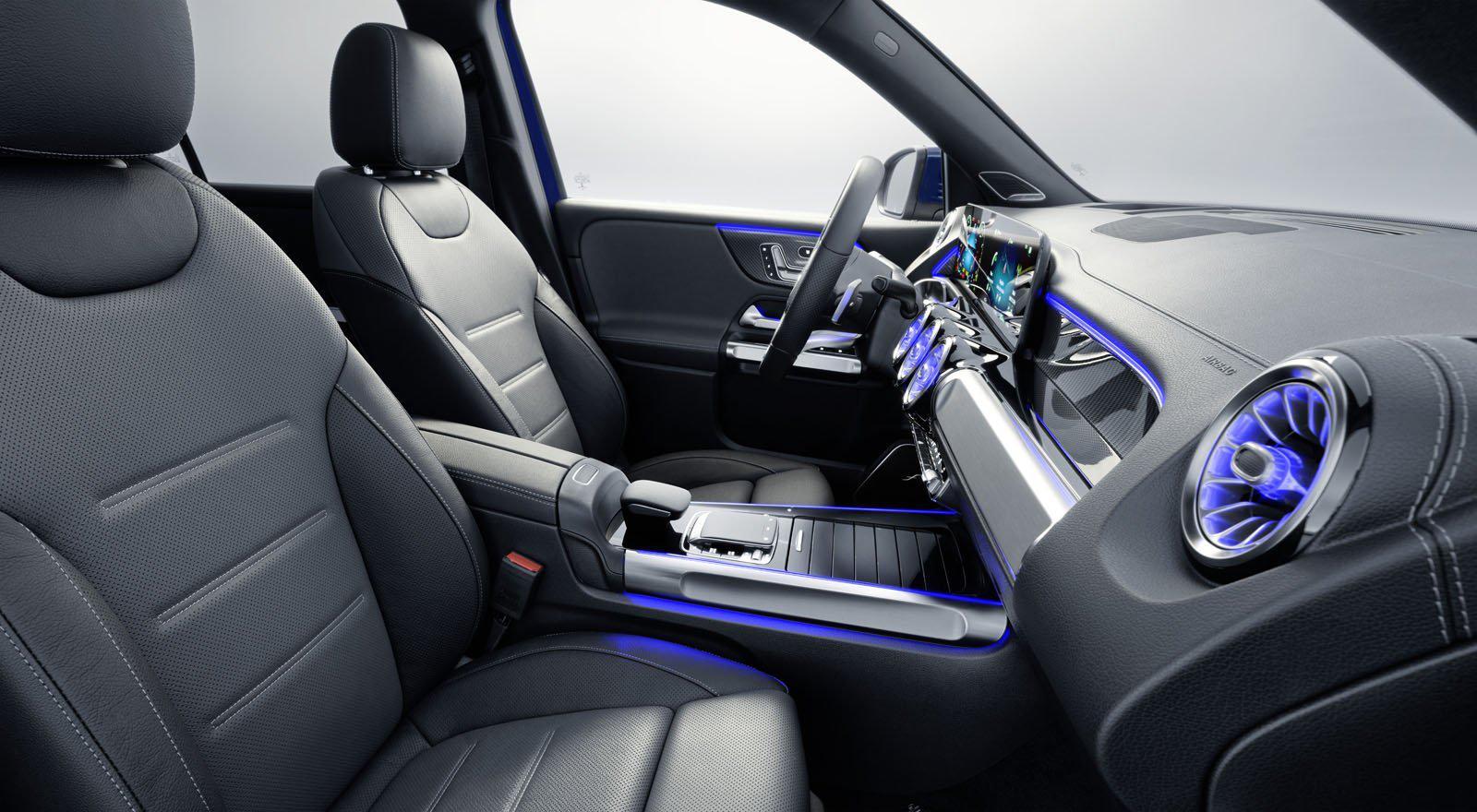 Ngắm trước Mercedes GLB sắp ra mắt với lựa chọn 7 chỗ Ảnh 7
