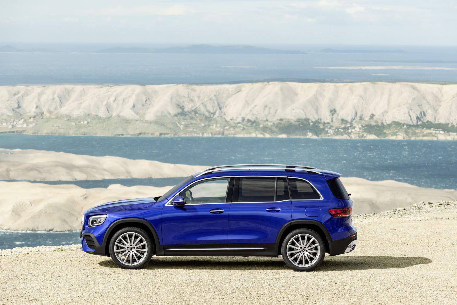 Ngắm trước Mercedes GLB sắp ra mắt với lựa chọn 7 chỗ Ảnh 10