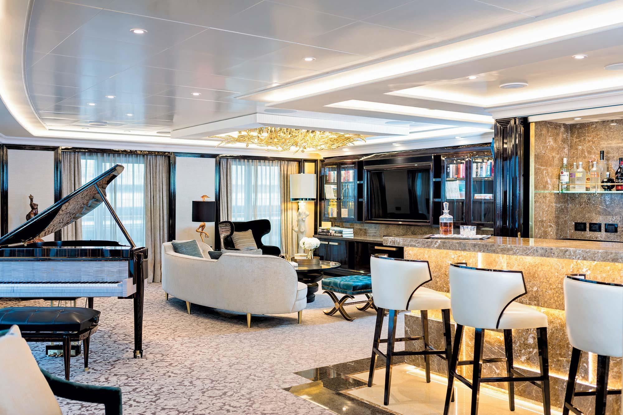 Những du thuyền sang trọng nhất thế giới, lên đến 80.000 USD/tour Ảnh 6