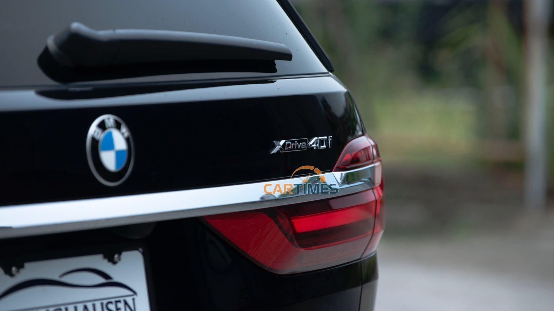 Giá hơn 7 tỷ đồng, BMW X7 thứ 2 về Việt Nam có những trang bị gì? Ảnh 11