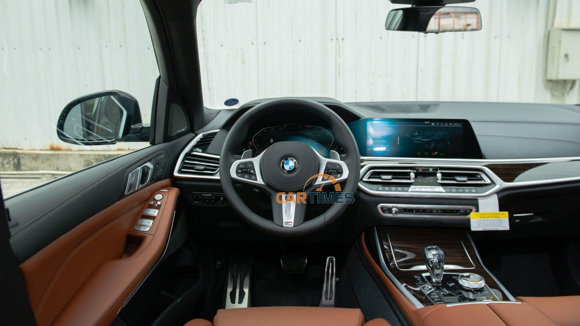Giá hơn 7 tỷ đồng, BMW X7 thứ 2 về Việt Nam có những trang bị gì? Ảnh 6