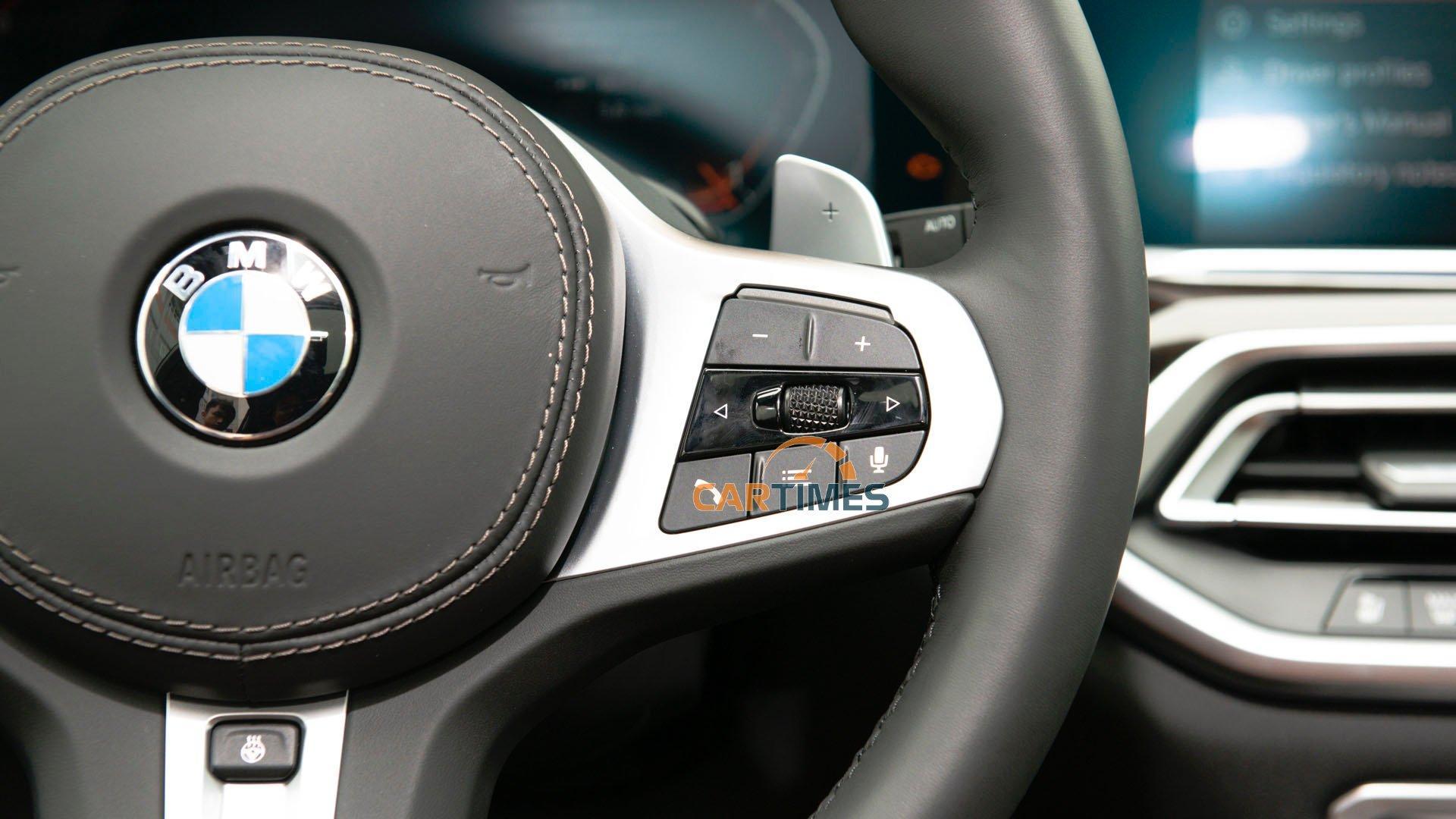 Giá hơn 7 tỷ đồng, BMW X7 thứ 2 về Việt Nam có những trang bị gì? Ảnh 8
