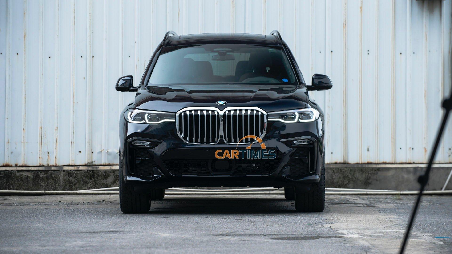 Giá hơn 7 tỷ đồng, BMW X7 thứ 2 về Việt Nam có những trang bị gì? Ảnh 1