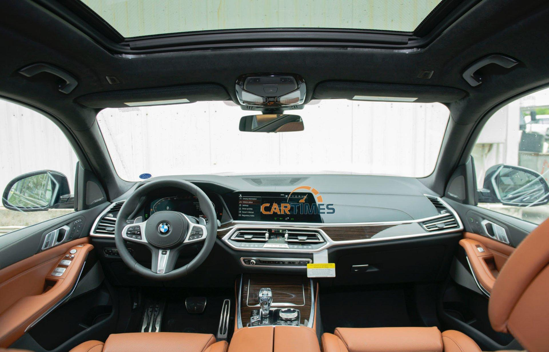 Giá hơn 7 tỷ đồng, BMW X7 thứ 2 về Việt Nam có những trang bị gì? Ảnh 4