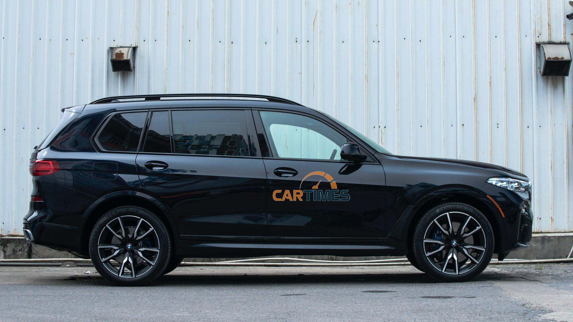 Giá hơn 7 tỷ đồng, BMW X7 thứ 2 về Việt Nam có những trang bị gì? Ảnh 2