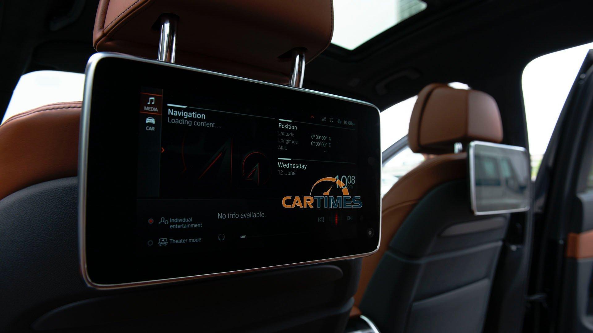 Giá hơn 7 tỷ đồng, BMW X7 thứ 2 về Việt Nam có những trang bị gì? Ảnh 5