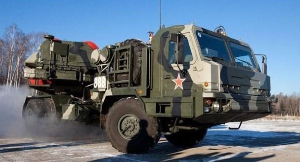 Tên lửa S-500 của Nga có thể hoạt động ngoài bầu khí quyển Ảnh 1